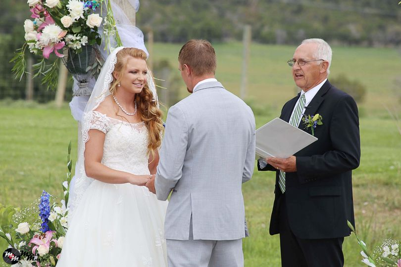 Outdoor Ceremony Montrose