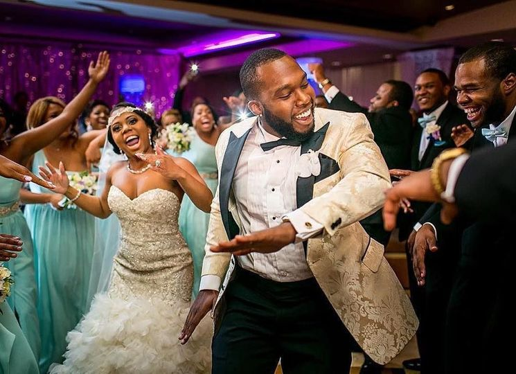 RMC Event Group Wedding