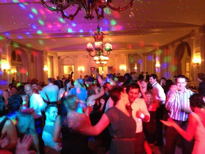 Dancefloor Packed at this Milwaukee Wedding
