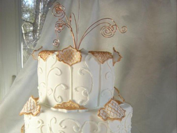 Tmx 1236740146641 DSC04751 Greenville wedding cake