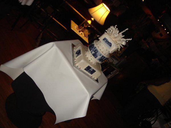 Tmx 1249953142975 DSC05483 Greenville wedding cake