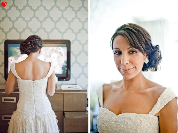 Tmx 1353642195916 Bridegettingreadynewyorknyphotographerwedding Bethpage, New York wedding beauty