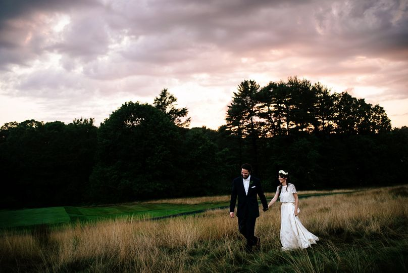 New Haven Country Club Wedding