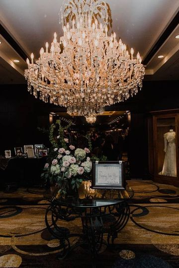 Elegance at the DoubleTree