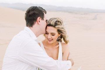 california sand dunes engagement and wedding fine art film photos by gabby canario photography arizona california weddings 2 51 1023831 1556645104 51 1023831 1559523024