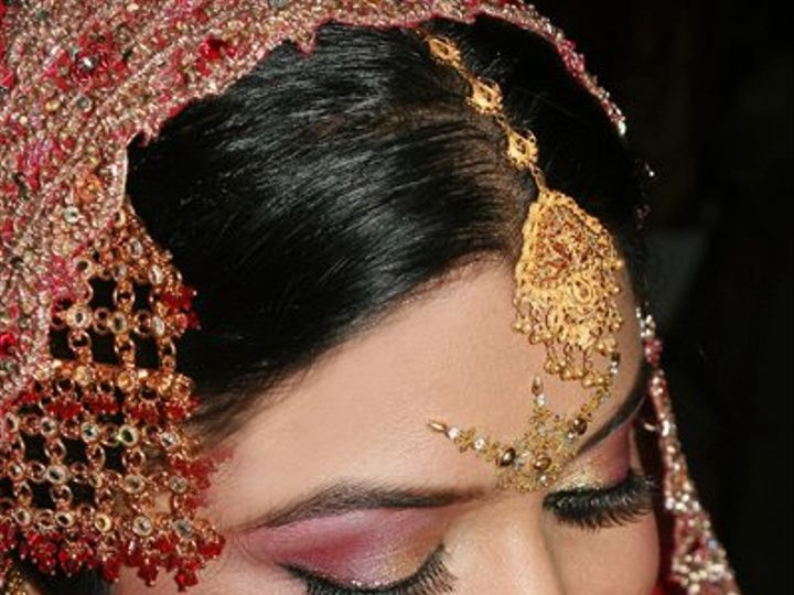 Tmx 1317487632726 BengaliBridalmakeup1 Brooklyn wedding beauty
