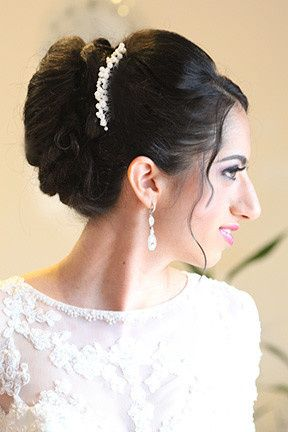 Tmx 1384788794172 Ilanssideupdoweddin Brooklyn wedding beauty