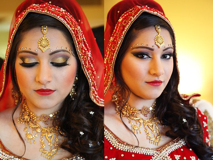 Tmx 1490380239959 Ayshawedding Brooklyn wedding beauty