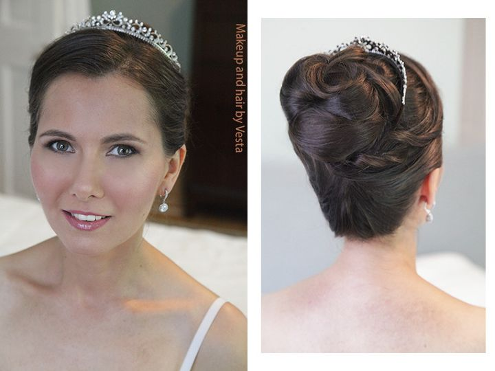 Tmx 1513031981032 Sept112018wedding Brooklyn wedding beauty