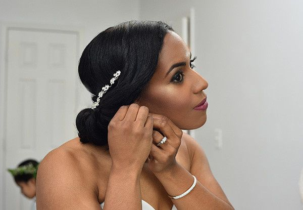 Tmx 1514038717625 Vanessagettingready Brooklyn wedding beauty