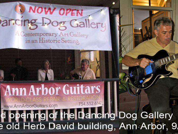 Tmx 1474123131060 Dancing Dog Ann Arbor wedding ceremonymusic