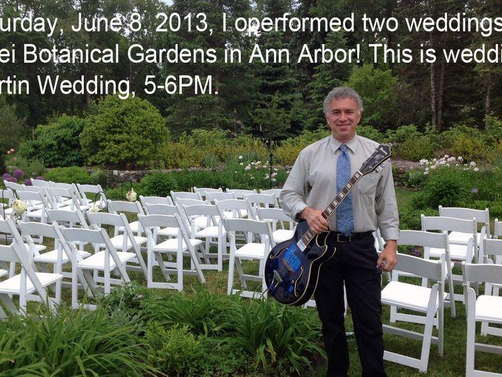 Tmx 1474123243851 Botanical Gardens 3 Ann Arbor wedding ceremonymusic