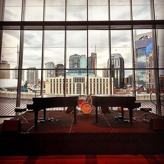 Set up in Nashville, Tn