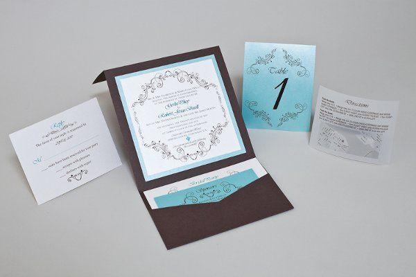 Tmx 1310420207632 InviteInk001 Brea wedding invitation