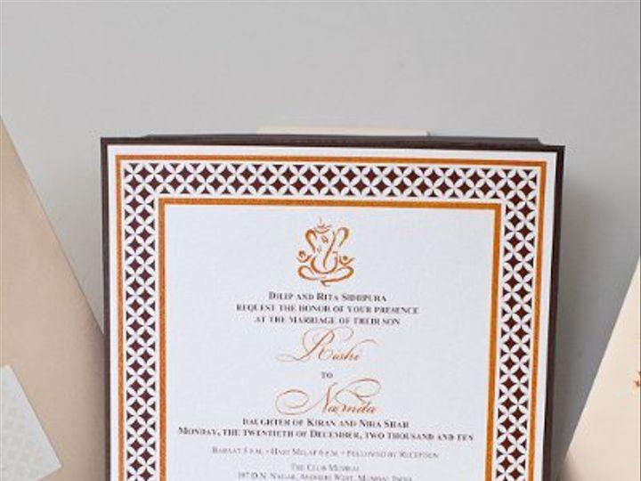 Tmx 1310420271882 InviteInk010 Brea wedding invitation