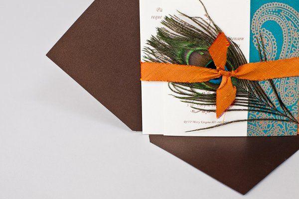 Tmx 1310420329945 InviteInk018 Brea wedding invitation