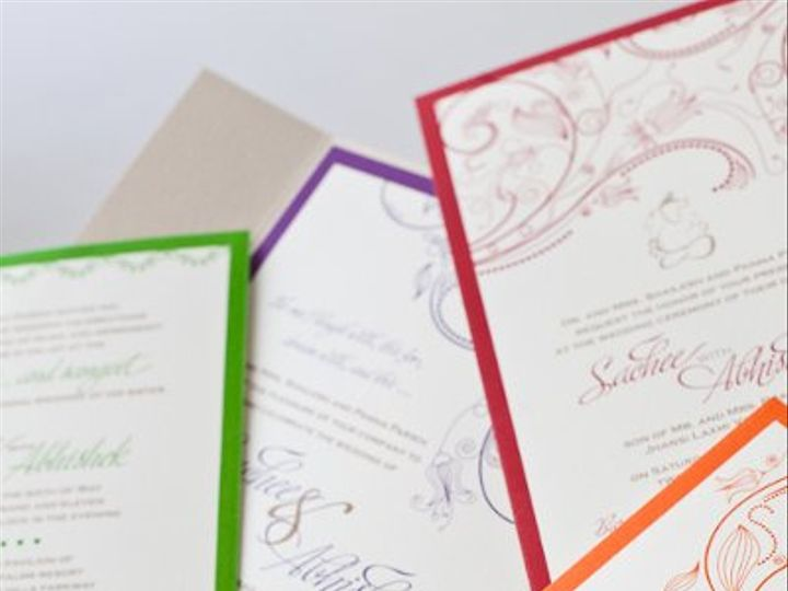 Tmx 1310420360929 InviteInk022 Brea wedding invitation