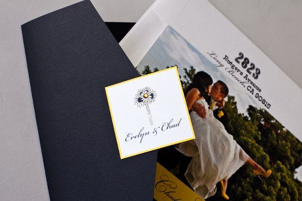 Tmx 1310420488460 InviteInk041 Brea wedding invitation