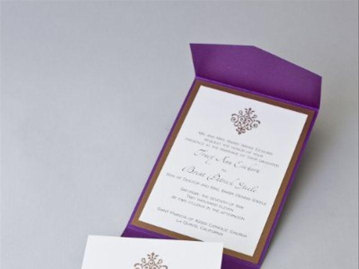 Tmx 1310420493554 InviteInk042 Brea wedding invitation