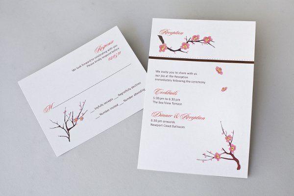 Tmx 1310420512820 InviteInk045 Brea wedding invitation