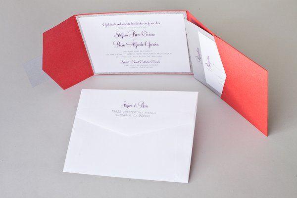 Tmx 1310420524726 InviteInk047 Brea wedding invitation