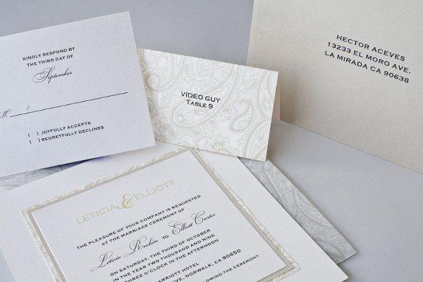 Tmx 1310420546163 InviteInk050 Brea wedding invitation