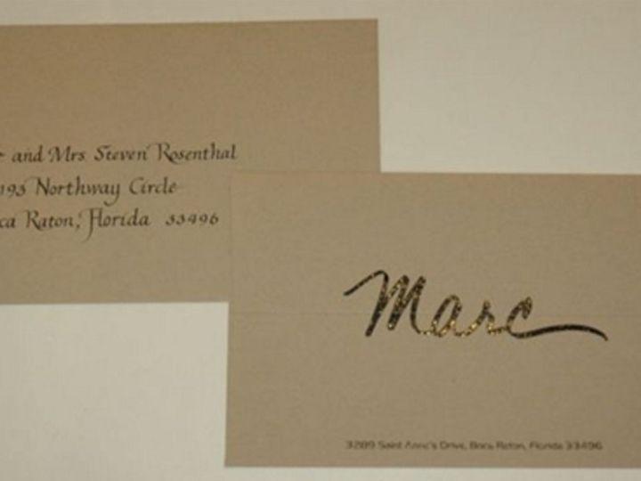 Tmx 1446148722282 7 Delray Beach wedding invitation