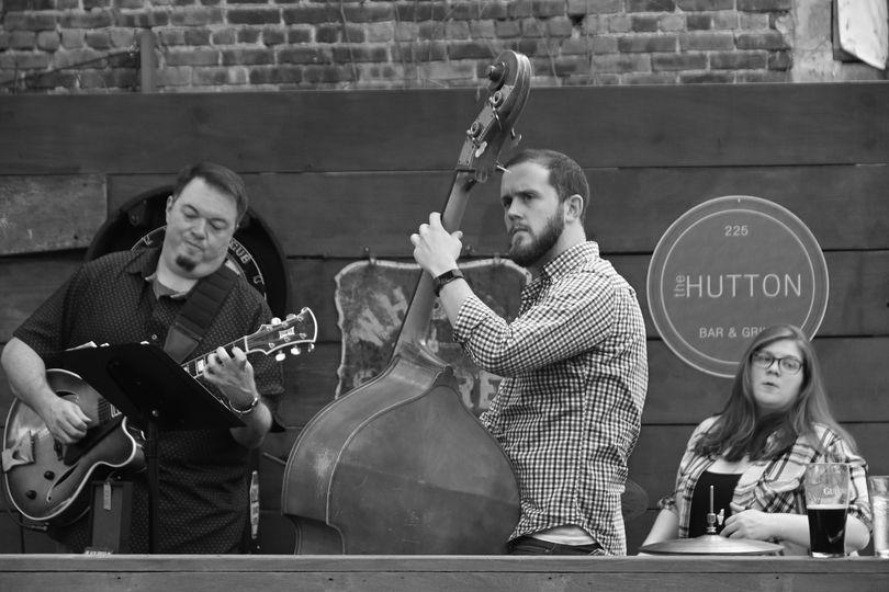 Jack Breslin Trio in JC