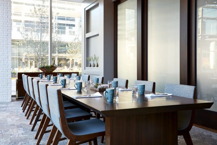 Walker street kitchen - private dining area