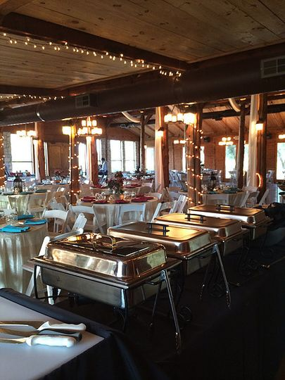 chafing dishes set up 51 435831