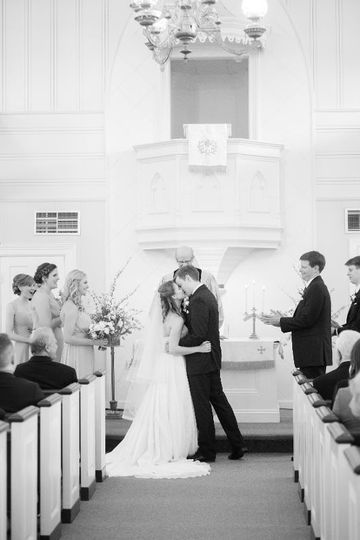 Blessing marriages since 1846