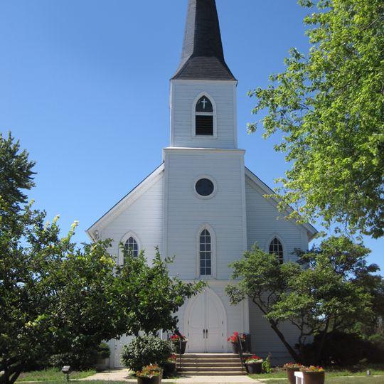 St John historic church