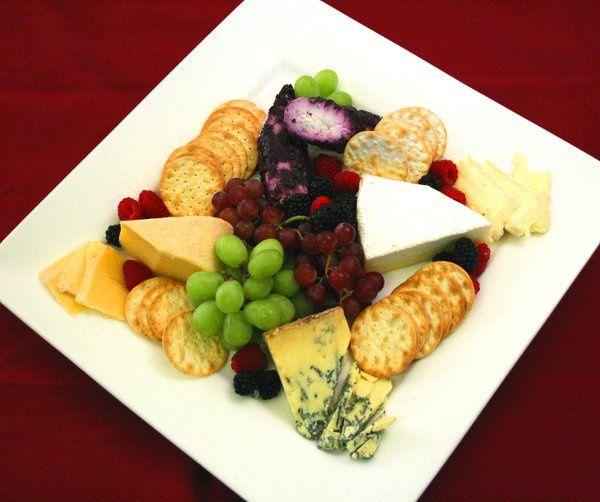 Tmx 1314216342207 CheeseFruitPlatter Redwood City wedding catering