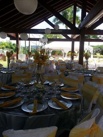 Party members club venue san juan pr weddingwire for Hotel jardin botanico
