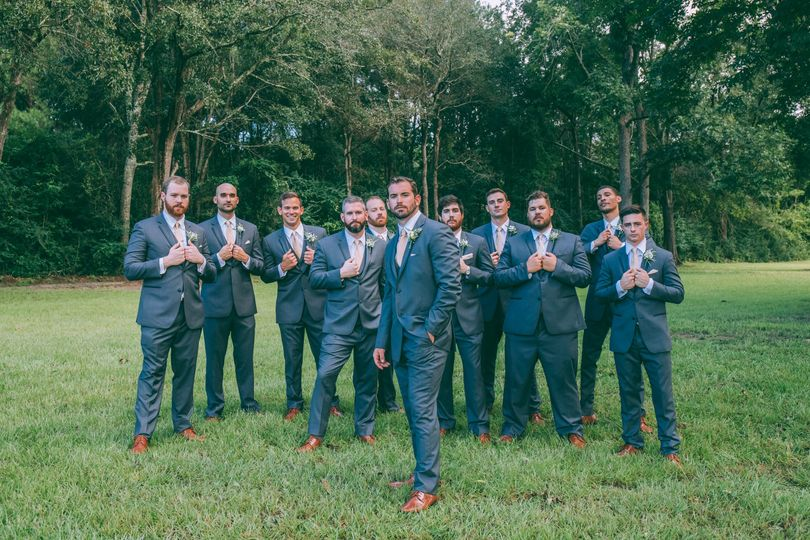 The groom's party - Huf Wedding Films