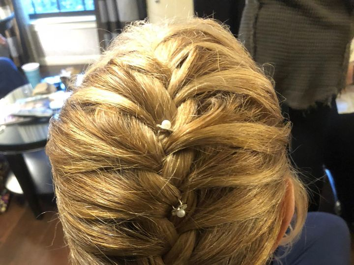 Tmx Braid Flower 51 1066831 158239805944459 Wantagh, NY wedding beauty