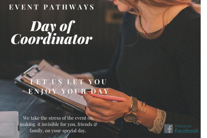 Day of Coordinator - #1 Need