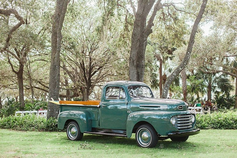 48' ford truck