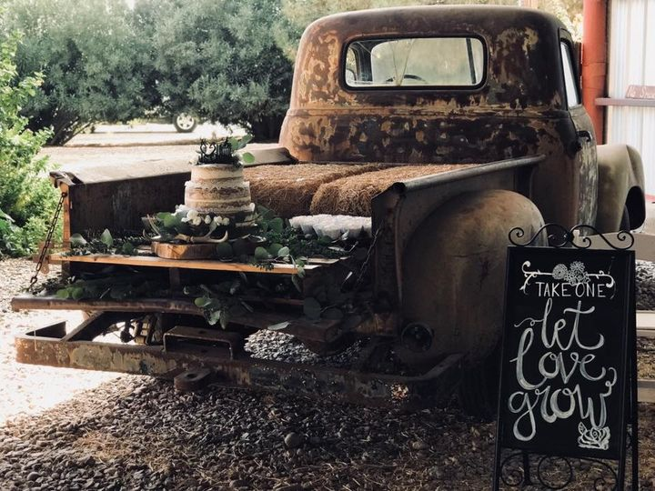 Country wedding - glover ranch