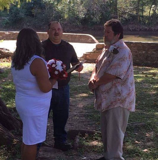 Salinas Ceremony