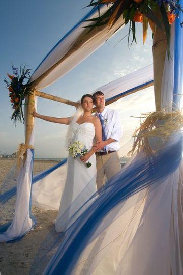 Florida Beach Weddings by Jules
