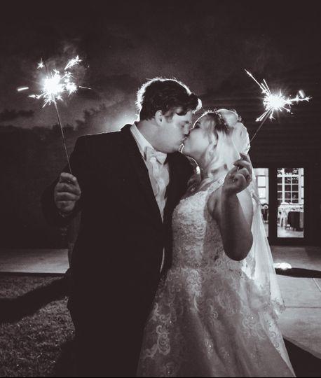 Thompson wedding 2020