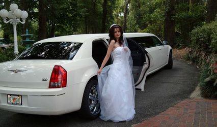A Dream limousine