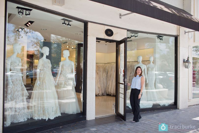 Welcome! Our doors have been wide open to all brides since 2003