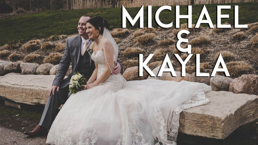 Kayla & Michael, Sterling Heights, MIVideo link:https://youtu.be/loutHuNMvDA