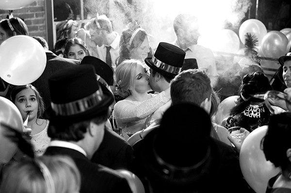 new years wedding via vecchia columbus ohio