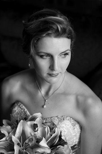 bride portrait the blackwell best columbus photogr