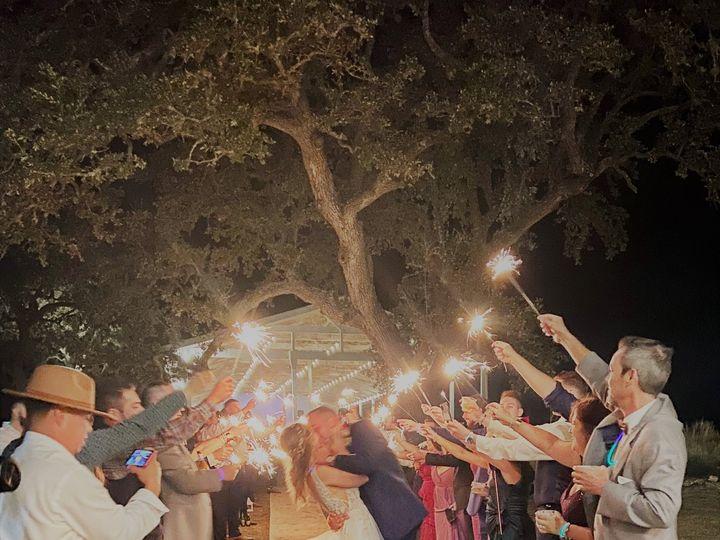 Tmx Kisssparklers 51 981931 160556258961658 Dripping Springs, TX wedding venue