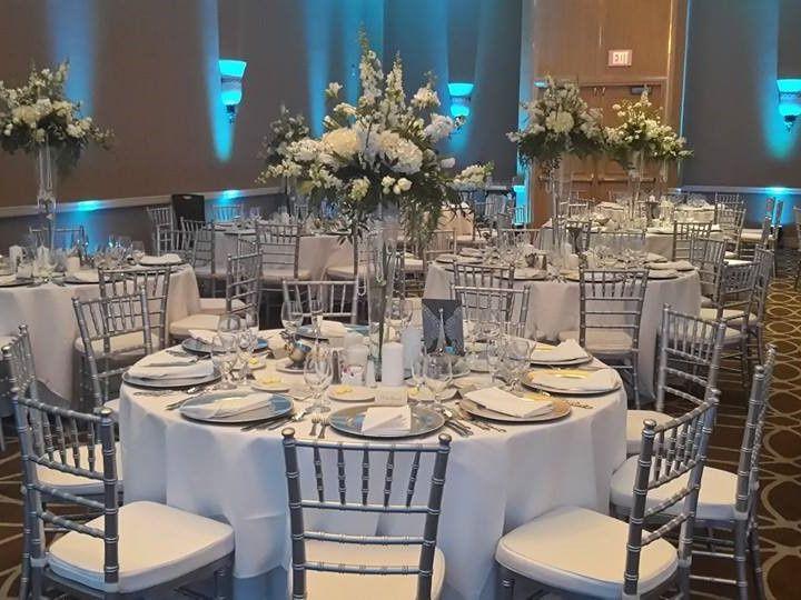 Tmx Ballroom White Silver 51 1862931 157504048647538 Melbourne, FL wedding venue
