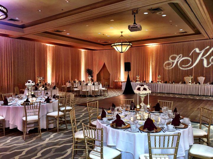 Tmx Burgundy Gold Reception 51 1862931 158169306152230 Melbourne, FL wedding venue
